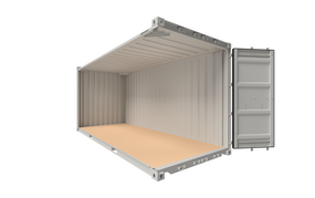 20 ft ELA Offshore Workshop Container